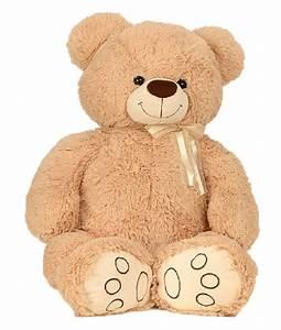 Teddybär Xxl Günstig : xxl b r teddyb r pl schtier 100cm kuschelb r stofftier teddy b r ebay ~ Orissabook.com Haus und Dekorationen