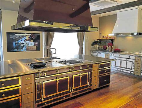 eggersmann and la cornue the best in kitchen fixtures now available at bgc philippine primer