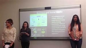 Group PowerPoint Presentation #2--Social Media - YouTube