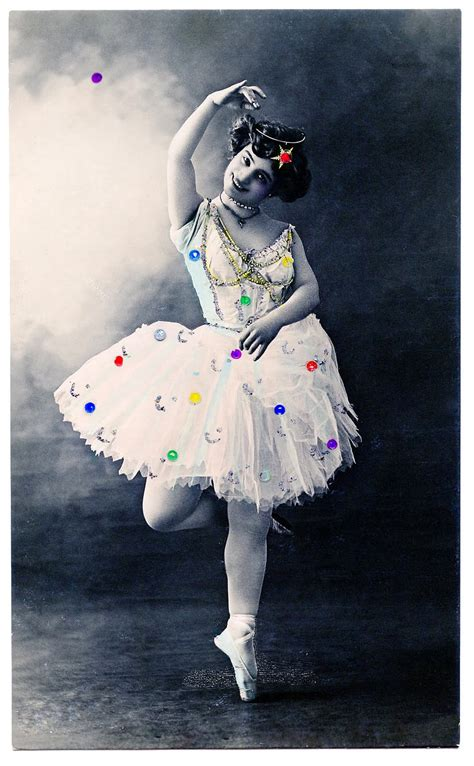 photo super pretty ballerina  sparkles