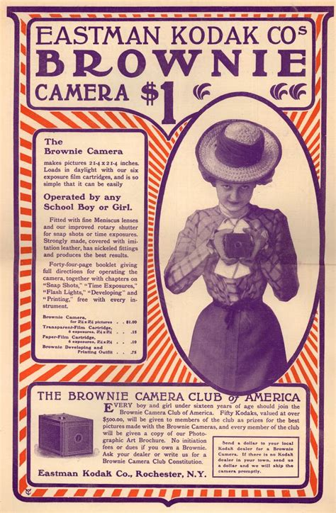 vintage photography camera ads    page