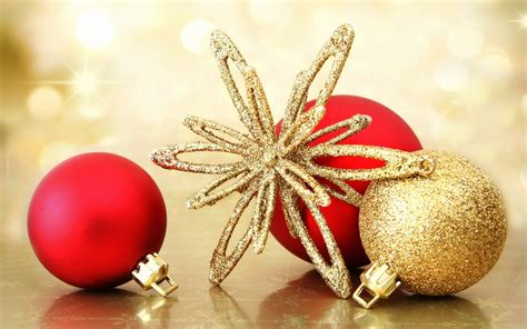 golden christmas ornaments christmas wallpaper 22229790