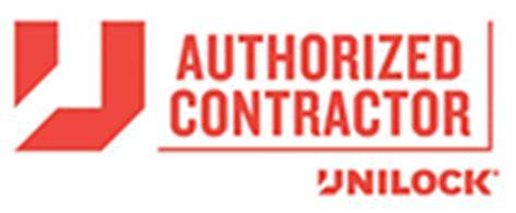 unilock logo unilock authorized contractor illinois unilock