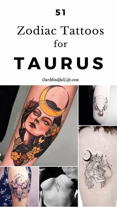 Taurus Tattoos Zodiac Tattoo Bull Gorgeous Ourmindfullife