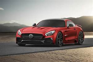 Mercedes Amg Gts : mansory 39 s mercedes amg gt s gets red hot carscoops ~ Melissatoandfro.com Idées de Décoration