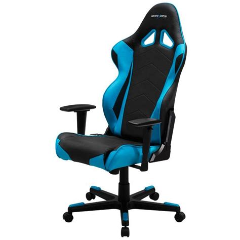 dxracer racing series gaming chair neck lumbar support