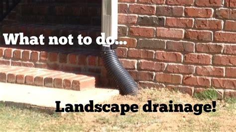 basement drain drain tips avoid these mistakes
