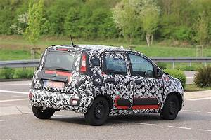 Fiat Panda : 2018 fiat panda facelift spied testing in germany no major changes expected autoevolution ~ Gottalentnigeria.com Avis de Voitures