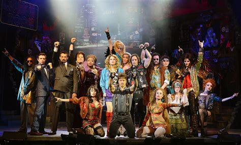 rock  ages las vegas