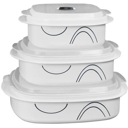 microwave safe corelle cookware dishes lines coordinates simple storage piece food containers sets steamer reston lloyd amazon walmart dinnerware heat