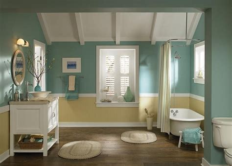 Bathroom Ceiling Color Ideas by Walls Opal Silk Ul220 5 Beadboard Riviera Sand