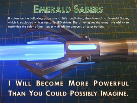 ultrasabers colors ultra sabers blade and color guide