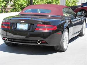 Sell Used 2006 Aston Martin Db9 Volante In Burgundy With