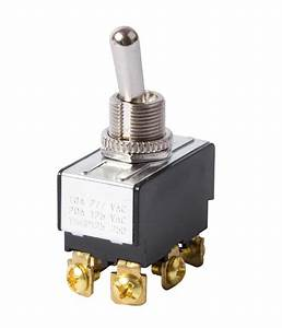 Dpst Toggle Switch