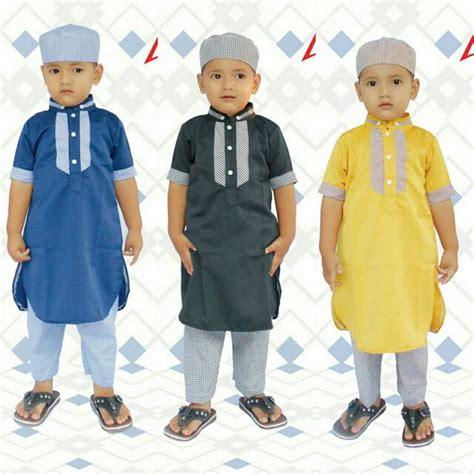grosir setelan baju koko turki anak laki laki lengan pendek murah shopee indonesia