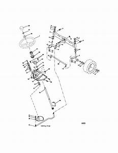 Steering Assembly Diagram  U0026 Parts List For Model 917275972