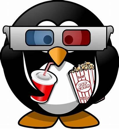 Cinema Penguin Popular Tag Clipart Vector 1001freedownloads