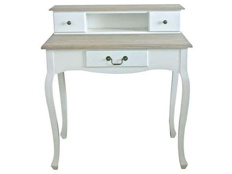 bureau blanc conforama bureau milady coloris blanc vente de bureau conforama