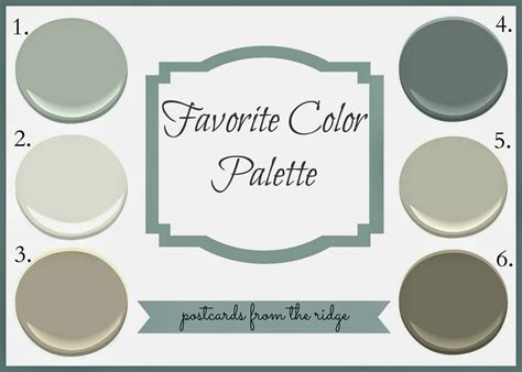 revere pewter favorite color palette revere pewter