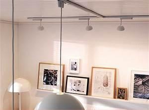 Luminaire Ikea Salon : luminaire avec plafonnier d centr 4 solutions d conome ~ Teatrodelosmanantiales.com Idées de Décoration