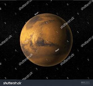 A View Of Planet Mars Stock Photo 70995781 : Shutterstock