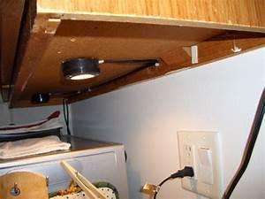Under Cabinet Lighting Wiring  Undercabinet