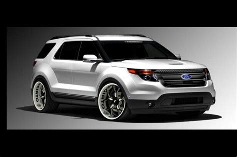 ford explorer lowered cars ford explorer sport