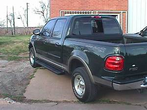 2001 Ford F-150 Supercrew 4x4 Lariat
