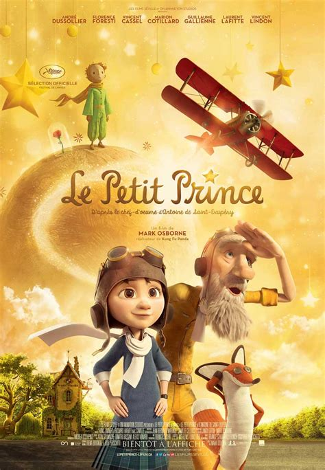 Le Petit Prince Videos And Trailers Tributeca