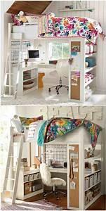 Meuble Pour Chambre : meuble gain de place pour votre maison ~ Teatrodelosmanantiales.com Idées de Décoration
