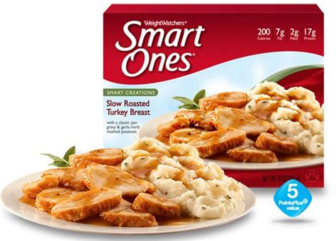cuisine ww weight watchers smart ones roasted turkey breast