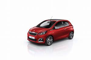 108 Style : new peugeot 108 to go on sale in the uk this july starting from 8 245 w gallery ~ Gottalentnigeria.com Avis de Voitures