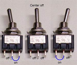 3 Pole Toggle Switch Wiring
