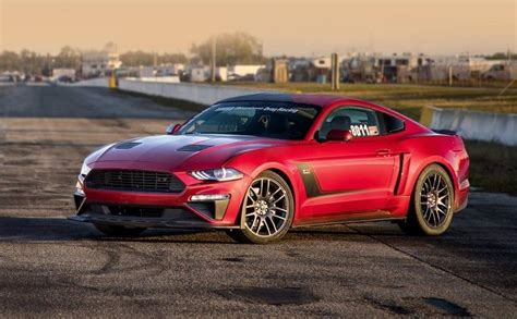 2018 Roush Mustang by Ford Mustang Photos Pictures Pics Wallpapers Top Speed