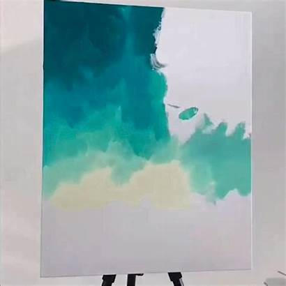 Painting Acrylic Youaremeet Creative Abstract