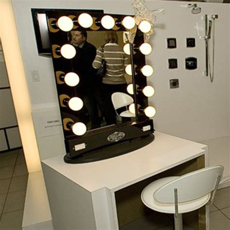 table top lighted vanity mirror vanity mirror with lights broadway lighted table top