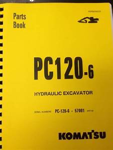 Komatsu Pc120