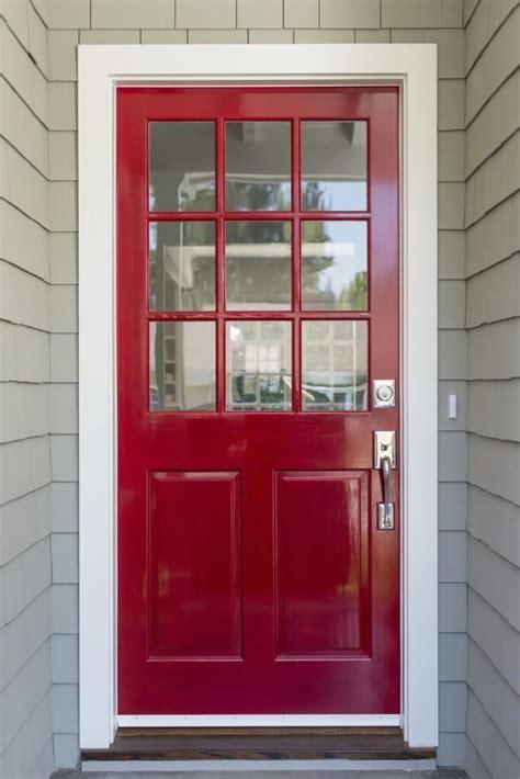 red front doors  designs pictures red front door painted front doors