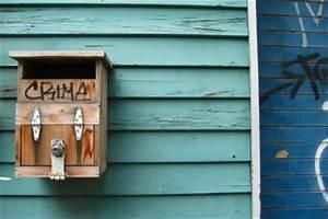 Namensschild Briefkasten Selber Machen : gro en briefkasten selber machen anleitung ~ Frokenaadalensverden.com Haus und Dekorationen