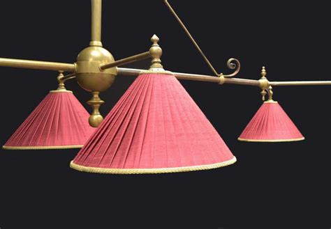 antique pool table light antique billiard snooker or pool table light at 1stdibs