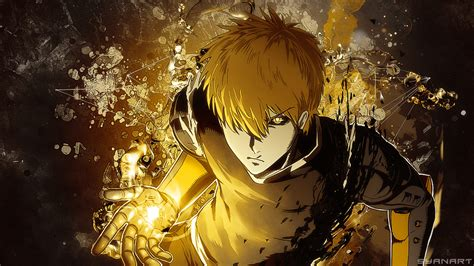 One Punch Man Genos wallpaper ·① Download free backgrounds