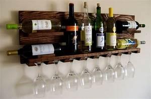 15 Ideas Creativas #DIY para el vino hechas con palets