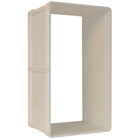 ideal pet products ruff weather pet door ideal pet 7 25 in x 13 in medium ruff weather wall kit