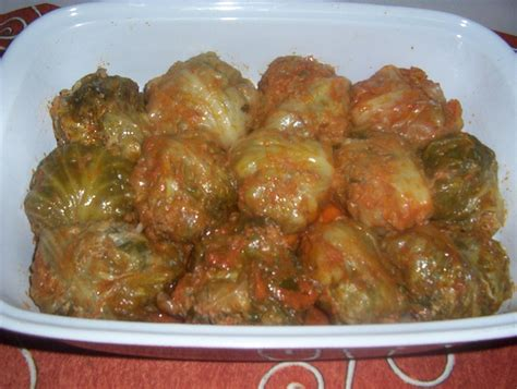 recette de cuisine tunisienne avec photo yabrak ou feuilles de laitue farcies saveurs