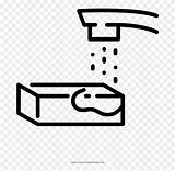 Sponge Coloring Wet Clipart Pinclipart sketch template