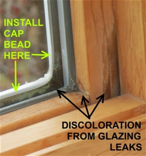 fix window air infiltration leaks  cold drafty windows