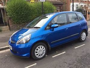 Auto Honda Jazz 2006 Blue 12 Month Mot 3 Owner Full