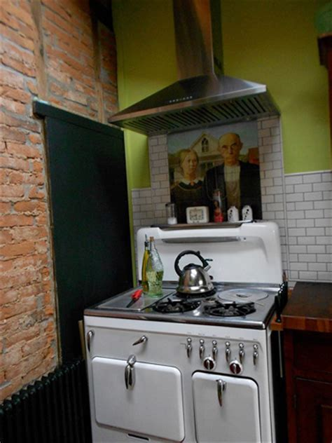 Antique Stoves and Ovens   Vintage Kitchen Decor