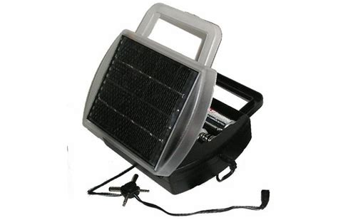 solar powered aa battery charger review