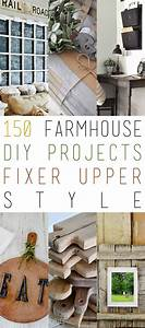 150, Farmhouse, Diy, Projects, Fixer, Upper, Style